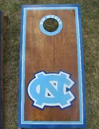 love Carolina and all southerns love cornhole