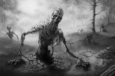 Gothic Bite Magazine likes to discover all kinds of new artists and this one I discovered while on DeviantArt. He has a fascinating mind and eyes for the tasteful macabre. So, I asked if an inter…
