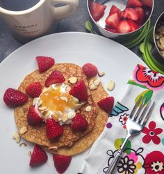 These almond flour pancakes look amazing - my daughter's BF made them for her and she said they were great.