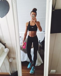 Women's Sportswear and Active Wear - Skinny Girl Moda Fitness, Sport Fitness, Fitness Goals, Fitness Tips, Fitness Plan, Fitness Outfits, Fitness Fashion, Body Inspiration, Fitness Inspiration