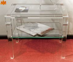 13 Best Bedside acrylic tables - nightstands / Comodini in ...