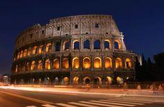 Vamos para Itália > Guia de Roma e da Cidade do Vaticano - Coliseu - Fontana de Trevi - Basílica de São Pedro- Museus do Vaticano -Piazza de San Pedro - Fórum Romano -Fórum de Augusto -Castello Sant´Angelo -