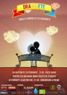 Iubeste romaneste de Dragobete!