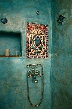salle de bains Maroc