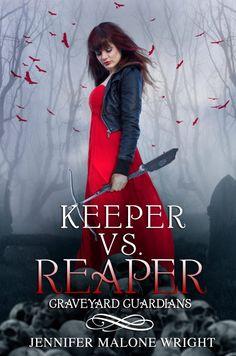 Coming Soon! Keeper vs. Reaper (series) Graveyard Guardians