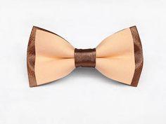 Amazing copper bow tie #copper #bow #tie #peach #rustic #glam #luxury #wedding #bespoke #groomsmen #gift #for #him #groomsmen #ideas