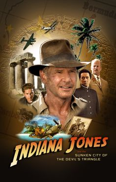 Indiana Jones and the Sunken City of the Devil's Triangle