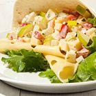 Een heerlijk recept: Wraps gevuld met kaassalade