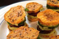 Healthy Burger Alternative