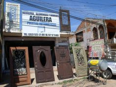 Herreria, Aluminio y Vidrios Aguilera en Santa Ana Pacueco, Guanajuato