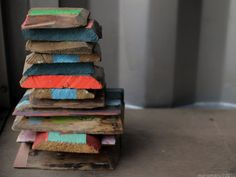 sentimental_wood, 2012  #art #installation #marucarranza #wood #berlin