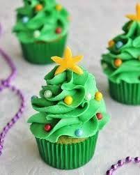 Resultado de imagem para cupcakes decorados para natal