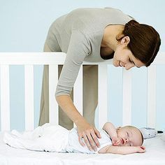 It's never too early to start a bedtime routine with your baby. In fact most babies will be receptive to a schedule around 6-8 weeks. Bedtime routines calm your child and prepare him for a good night's sleep, which is vital to happiness (both yours and Baby's) in the morning!