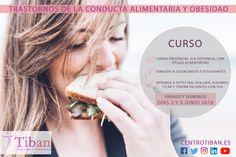 📌 2 y 3 J U N I O 📅 Curso: TCA y Obesidad