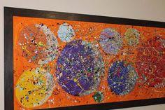 Mondi paralleli   di Elena Iori  #astratto #materico #pittrice #arte #quadri #color #elena #pittura #opera #italy #parma #pianeti #spazio #cielo #luce #me #acrilico #cornice #legno