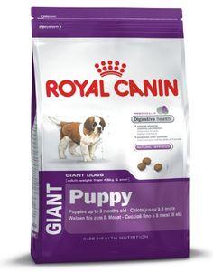 Royal Canin Giant Puppy 34 Welpenfutter, 15 kg - Hundefutter Royal Canin http://www.amazon.de/dp/B000VJW2A6/?m=AMWB9IWQTFGZU