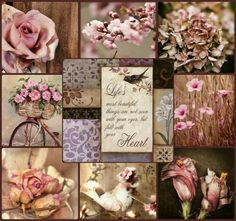 Life most beautiful thing is not seeing with the eyes, but feel with the heart. Collages, Mood Colors, Colours, Color Collage, Photo Mosaic, Beautiful Collage, Montage Photo, Colour Board, Mood Boards