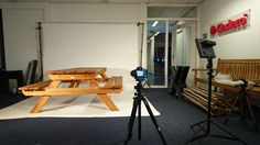 Behind The Scenes: Product shoot for https://gadero.nl