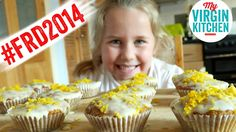 In this video recipe for #frd2014 Phoebe shows you how to make some delicious butternut squash cupcakes :-) #myvirginkitchen #barrylewis