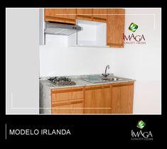 Modelo Irlanda Sobre Diseño, Calidad e Innovación en Cocinas