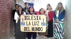 OBREROS EN LA SERENA, CHILE 1er aniv. Apostólico