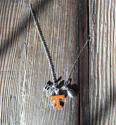 """Tennessee """"Couture Love"""" Necklace"""