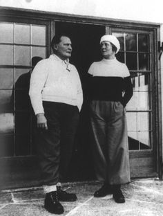 Hermann and Emmy Göring