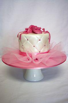 ballet cake @Stacey Banks