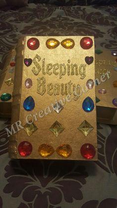 Sleeping Beauty Centerpiece