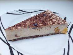 TVAROHOVÝ DORT se šmakounem, bez cukru, mouky a dalších zbytečností - I při dietě se dá konzumovat výborný dezert. Tento koláč obsahuje tvaroh a ve spojení s ovocem je to opravdová lahůdka. TVAROHOVÝ DORT - bez cukru, mouky a dalších zbytečností Tiramisu, Ethnic Recipes, Tiramisu Cake