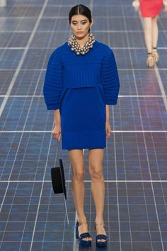 Chanel Spring 2013 RTW Collection - paris