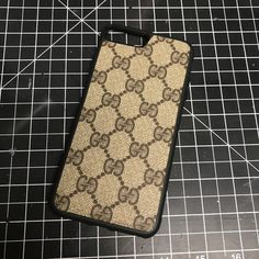 73668b494580 The Gucci Iphone Case. Custom Key Features: 1. Made using authentic Gucci  material