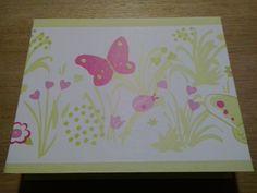 Caja Mariposas primavera by Antaño y Hogaño