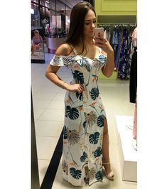 Prom Outfits, Model Outfits, Teen Fashion Outfits, Fashion Dresses, Kurta Style, Cute Dresses, Summer Dresses, Tropical Dress, Asian Fashion