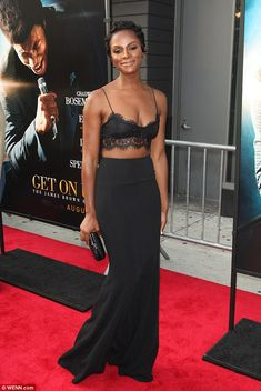 Gorgeous: Tika Sumpt