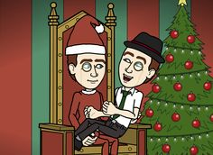Mitchell tells Mitchell what he wants for Christmas.