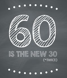Funny 60th Birthday Card (Printable)