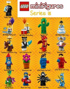 LEGO MINI FIGURES 2011 SERIES 3 UN-SEARCHED BLIND PACKAGE 8803
