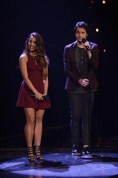 "Alex & Sierra & Leona Lewis The X Factor ""Bleeding Love"" Video 12/18/13 #TheXFactorUSA  #Alex&Sierra"
