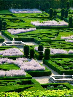 Château de Villandry by Sergio.Lousame, via Flickr