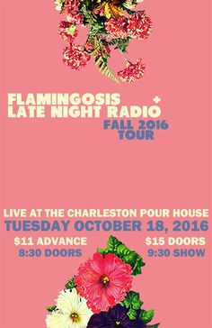 Late Night Radio :: Tuesday, October 18th :: The Charleston Pour House :: Charleston, SC