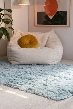 Shop Flokati Wool Shag Rug at Urban Outfitters today. We carry all the latest styles, colors and brands for you to choose from right here.