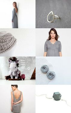 Gray Day by Ayca Hoser on Etsy--Pinned with TreasuryPin.com