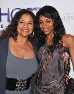 Debbie Allen with daughter Vivian Nixon (dancer)
