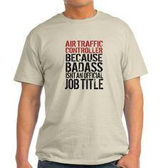 Air Traffic Controller T Shirts