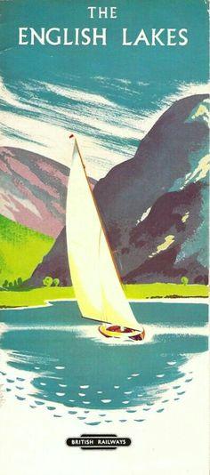 The English Lakes ~ British Railways
