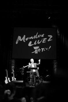 Through the Lens: 【Mondou LIVE 2に行ってきました!】