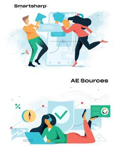 Here are 10 animated scenes which can illustrate your business idea in a fast and modern way. All the components are in vector, carefully animated and exported to SVG with Lottie. Illustration Inspiration, Flat Design Illustration, Character Illustration, Web Design, Vector Design, Image Trace Illustrator, Adobe Illustrator, Website Illustration, Digital Illustration