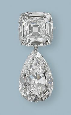 """""""Granny's Chips"""", Queen Elizabeth's term for Queen Mary's love for the Cullinan diamonds."""