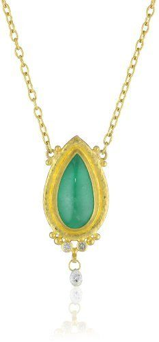 GURHAN One of A Kind Emerald Envy Necklace Gurhan, http://www.amazon.com/dp/B008O2R298/ref=cm_sw_r_pi_dp_jL5Fqb0V78Z22